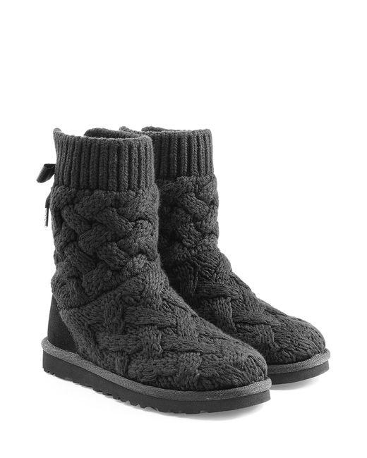 ugg sweater boots black national sheriffs association