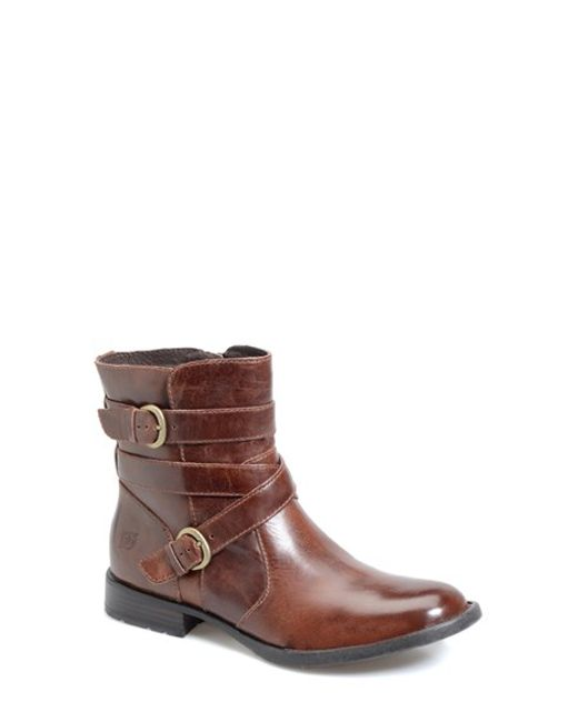 Børn | Brown 'mcmillan' Round Toe Boot | Lyst