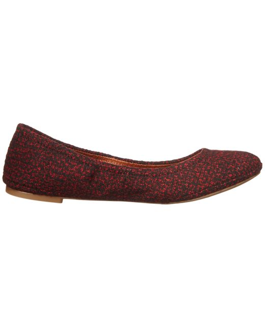 Lucky Brand   Red Emmie   Lyst