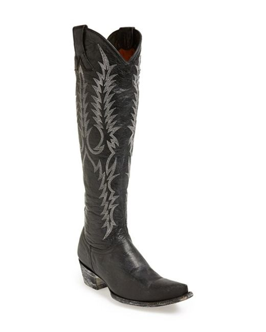 Old Gringo | Black 'mayra' Boot | Lyst