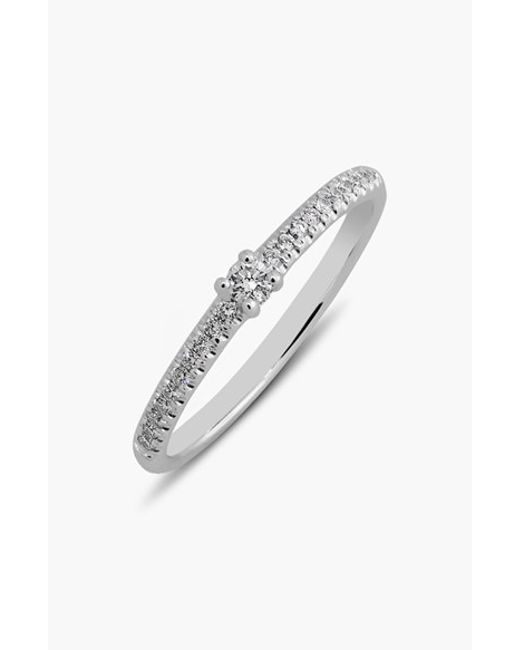 Bony Levy | Metallic Diamond Ring (limited Edition) (nordstrom Exclusive) | Lyst