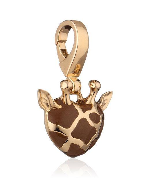 Theo Fennell | Metallic Baby Giraffe 'art Charm | Lyst