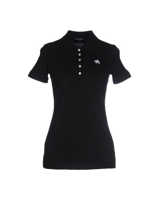 Express Polo Shirt In Black Save 46 Lyst