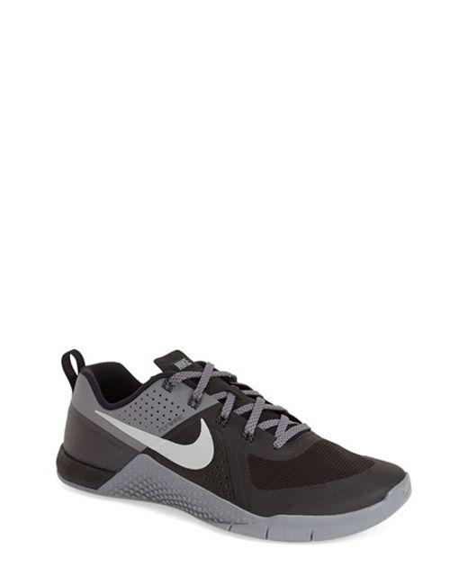 Nike   Gray 'Metcon 1' Training Shoe for Men   Lyst
