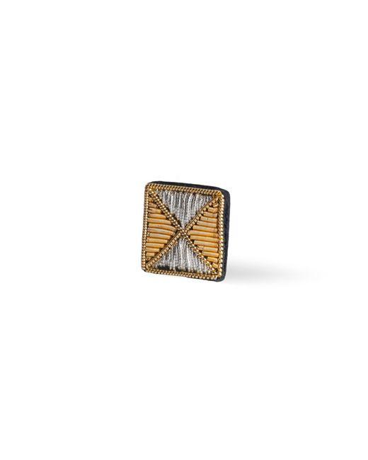 Alice Made This | Metallic Milne Lapel Pin for Men | Lyst