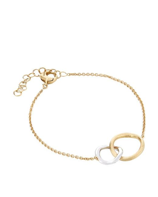Marco Bicego | Metallic Jaipur 18k Gold Diamond Link Bracelet | Lyst
