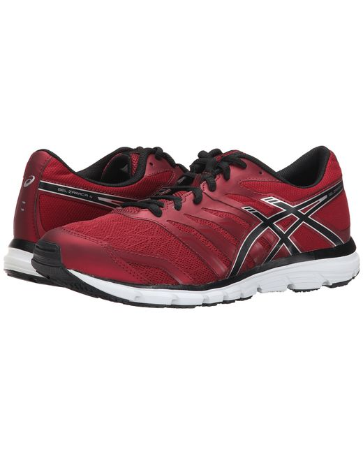 Asics | Red Gel-zaraca™ 4 for Men | Lyst