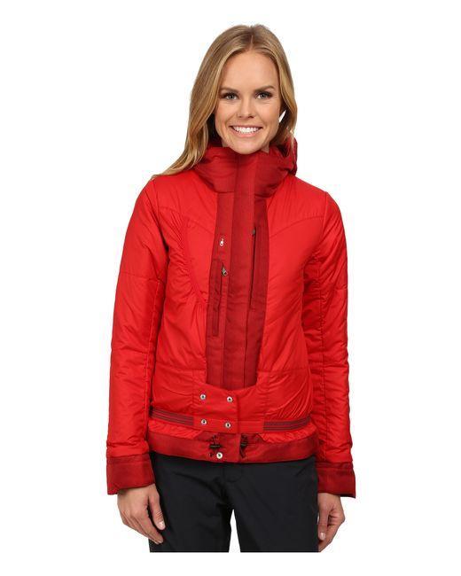 Marmot   Red Diva Jacket   Lyst