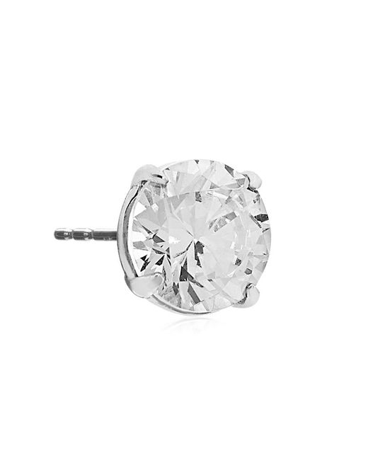 Carat* | Metallic 0.5ct Eternal Stud Earrings | Lyst