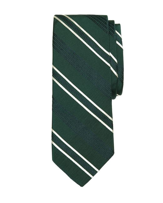 Brooks Brothers | Green Quad Stripe Tie for Men | Lyst