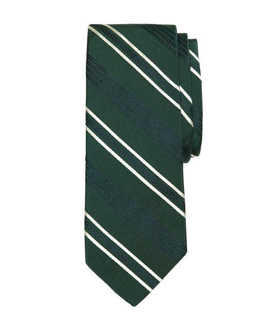 Brooks Brothers | Green Quad Stripe Tie for Men | Lyst