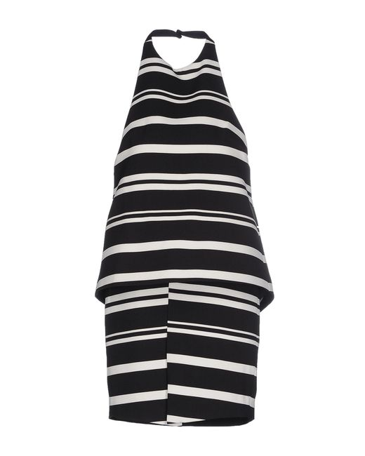 Finders Keepers | Black Short Dress | Lyst