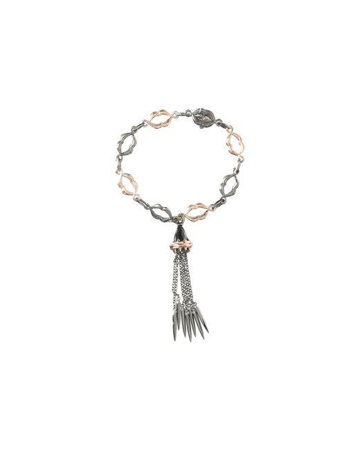 Stephen Webster | Pink La Dents De La Mer Shark Jaw Tassel Bracelet | Lyst