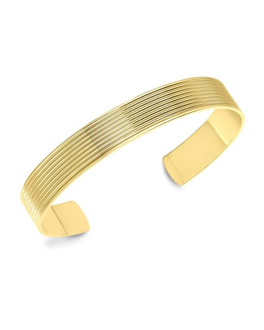Theo Fennell | Metallic Gold Whip Cuff | Lyst