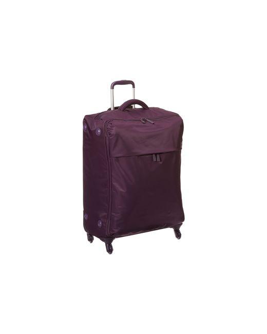 Lipault | Original Plume Purple 4 Wheel Large Suitcase | Lyst