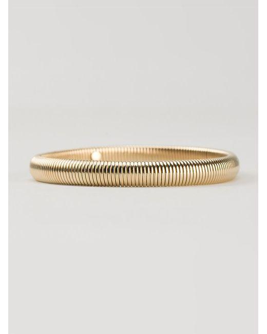 Janis Savitt   Metallic Narrow 'cobra' Bracelet   Lyst