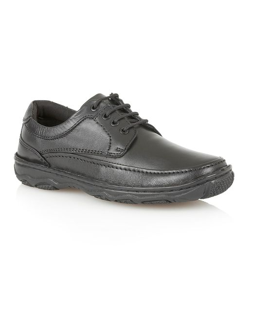 Lotus | Black Princeton Lace Up Casual Oxford Shoes for Men | Lyst