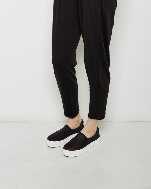 Opening Ceremony | Black Classic Slip on Platform Sneakers | Lyst