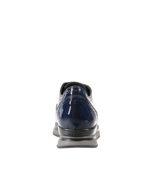 Hogan | Blue Sneakers Woman | Lyst