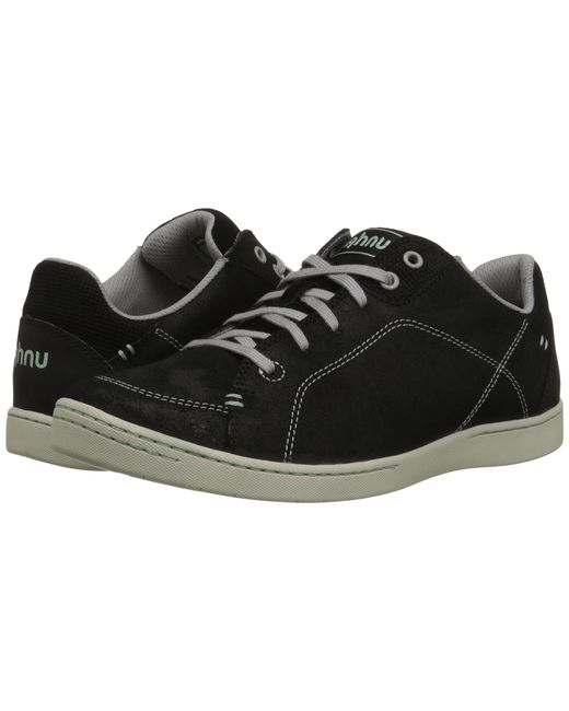 Ahnu | Black Noe Leather | Lyst