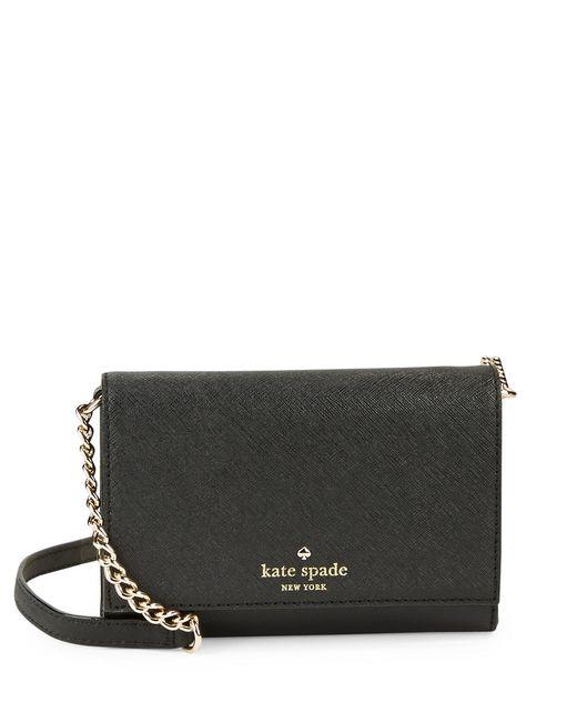 kate spade new york | Black Cedar Street Cami Mini-crossbody Bag | Lyst