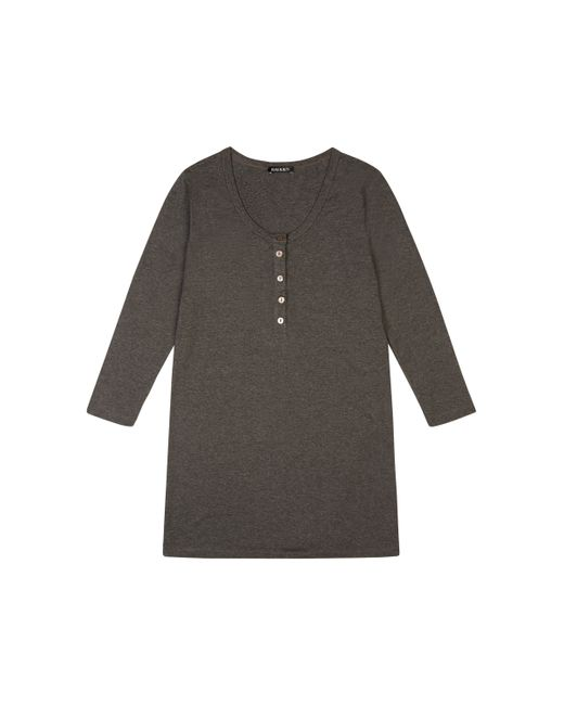 Baukjen | Gray Nora Button Tunic | Lyst