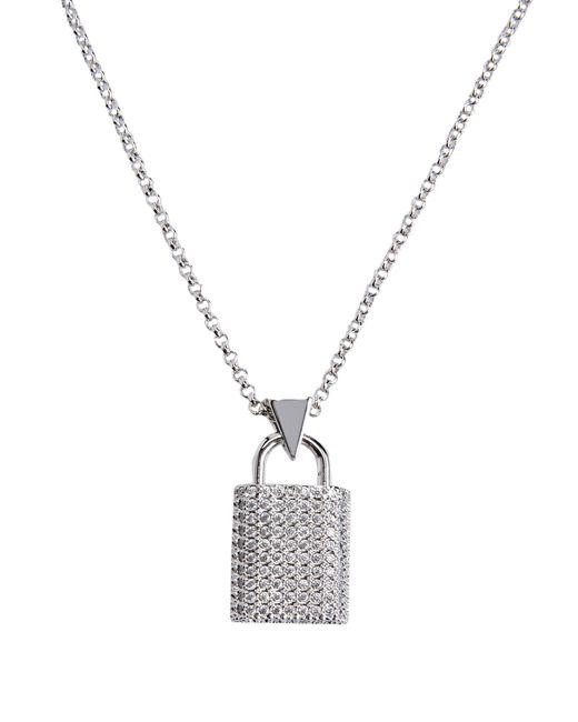 Eddie Borgo | Metallic Horus Frontback Pendant Necklace | Lyst