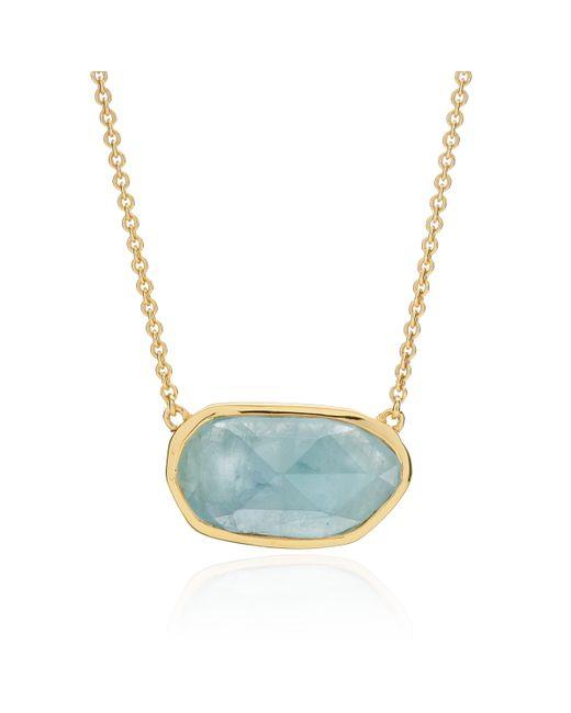 Monica Vinader | Metallic Capri Necklace | Lyst