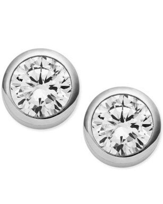Michael Kors | Metallic Mkj4705040 Ladies Stud Earrings | Lyst