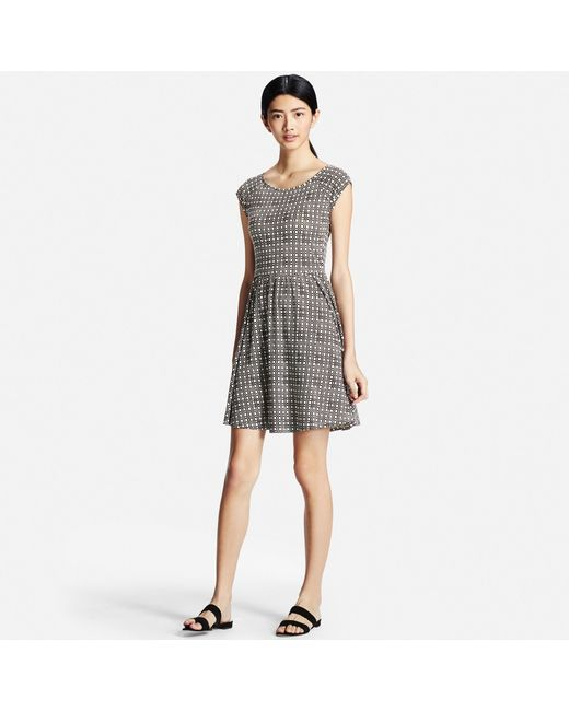 Luxury  UNIQLO Dresses Amp Skirts On Pinterest  Jersey Flare Dress And Cotton