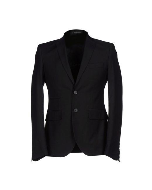 GAUDI | Black Blazer for Men | Lyst
