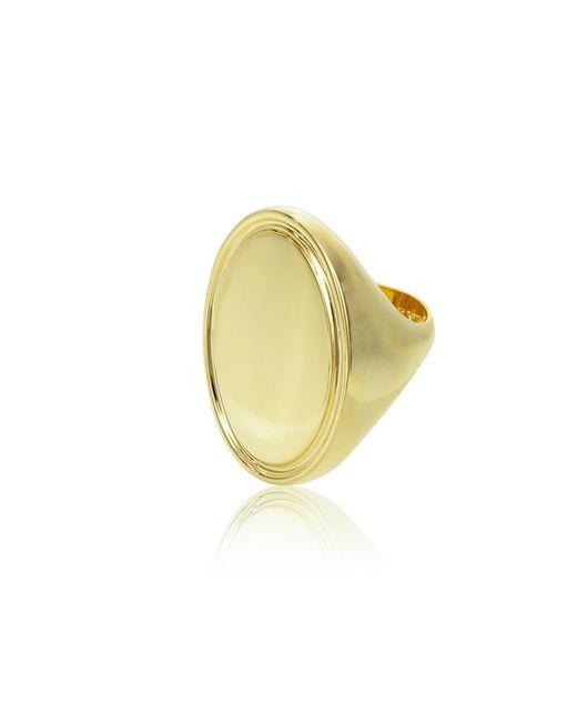 Arme De L'Amour | Metallic Signet Ring | Lyst