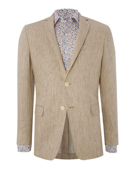 Richard James | Natural Formal Button Blazer for Men | Lyst