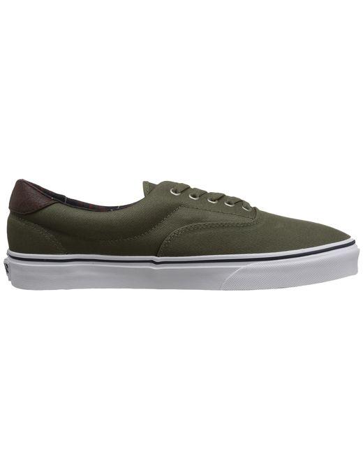 Vans | Green Era 59 | Lyst