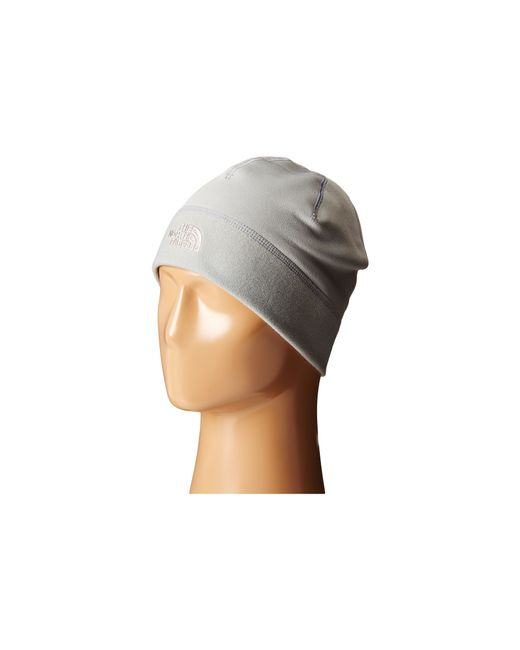 The North Face | Gray Ascent Beanie | Lyst