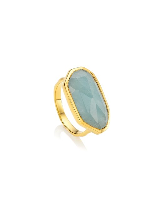 Monica Vinader | Metallic Capri Ring | Lyst