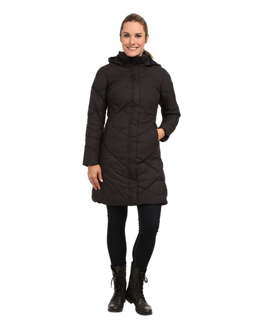 The North Face | Black Miss Metro Parka | Lyst