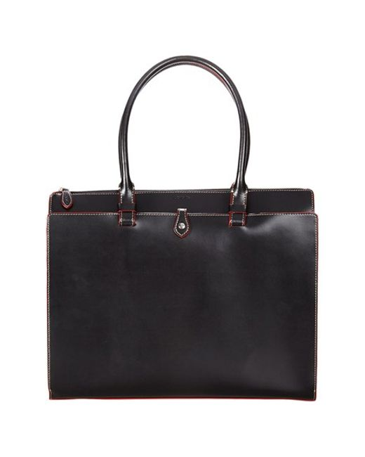 Lodis | Black 'audrey Collection - Jessica' Leather Tote | Lyst