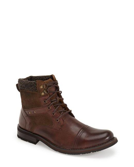 Joe's Jeans | Brown 'adams' Boot for Men | Lyst