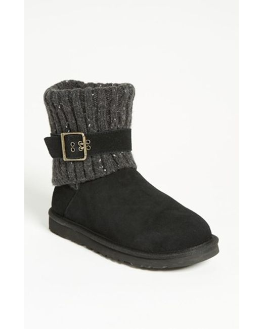 ugg cambridge boot in black save 30 lyst