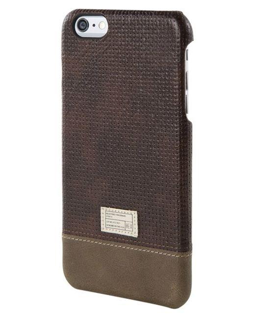 Hex 'focus' Leather Iphone 6 Plus & Iphone 6s Plus Case in ...