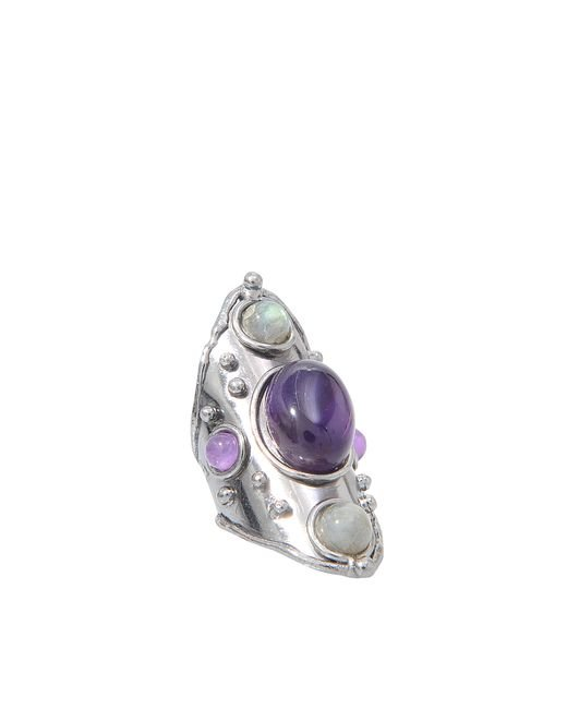 Sylvia Toledano | Purple Byzance Black Ring | Lyst