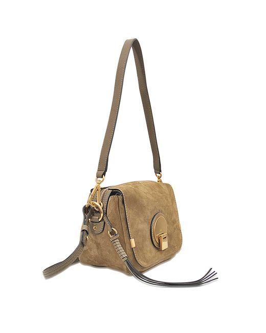 chloe indy croc embossed leather camera bag