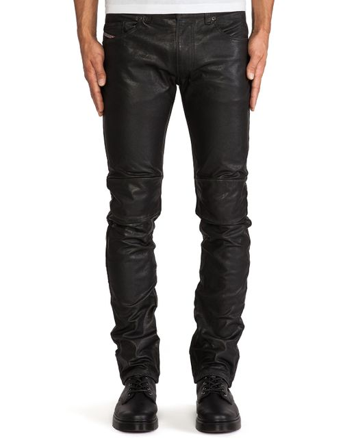 DIESEL | Black - 'grupee. 0849k' Jeans - Women - Cotton/polyester/spandex/elastane - 27 for Men | Lyst