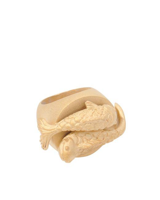 Valentino   Metallic Pisces Ring   Lyst