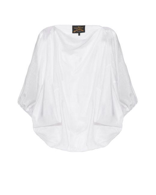 Camisa a rayas Vivienne westwood