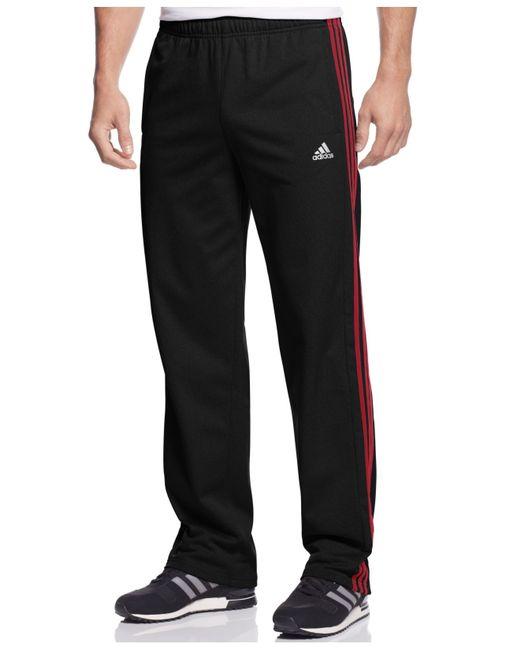 Adidas Originals | Black Men's Essential Tricot Track Pants for Men | Lyst