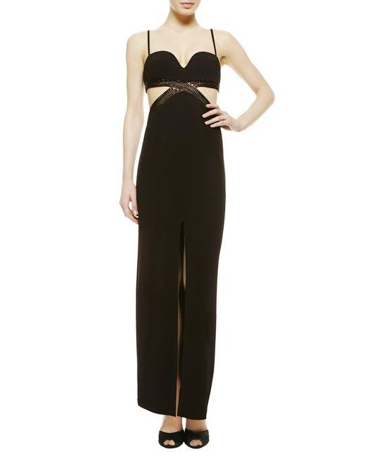 La Perla   Black Dress   Lyst