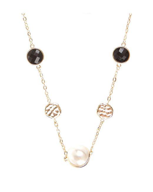 Hobbs | Metallic Katerina Necklace | Lyst