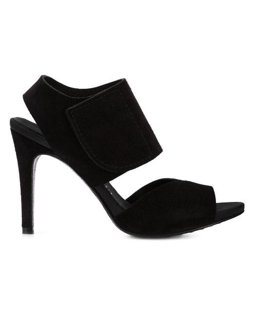 Pedro Garcia | Black 'sisselco' Sandals | Lyst